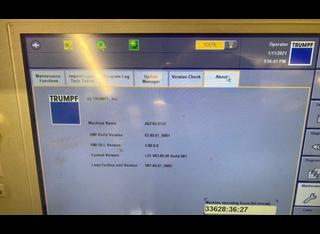 Trumpf TruLaser 1030 Fiber laser 3kW P210423046