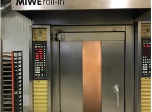 Piec obrotowy Miwe RI/FO 60/80