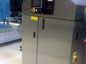 Mono Gemini 2 Pocket Roll Plant Тестоделительная машина