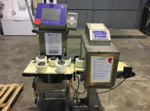 Detektor kovu Garvens Checkweigher Metal Detector