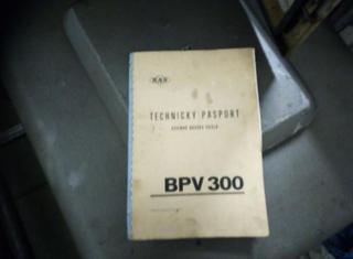 Kovosvit BPV 300/1000 P210425014