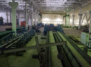 Robot industrial Zeman Sin Beam Line