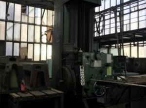 WMW BFP 160-I Floor type boring machine