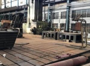 Froriep FBT 190-320 Floor type boring machine