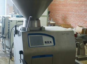 REX RVF-760 Vacuum stuffer