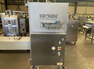 Máquina de corte, lavado y blanqueado de verduras y frutas Kronen AMS220