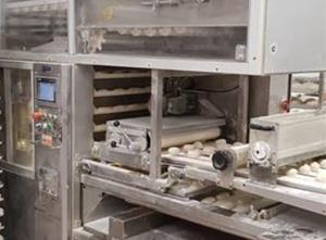 Ligne complète de production de pains König Classic II T5 ECO Twin 600