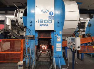 Prensa de forja TMP Voronezh KB8042 / KA8042