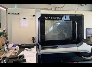 Gildemeister CTX BETA 1250 TC Drehmaschine CNC