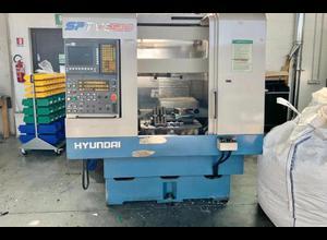 Obráběcí centrum - vertikální Hyundai SPT V550D