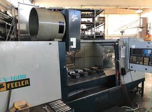 Feeler FV 1600 Bearbeitungszentrum Vertikal