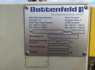 BATTENFELD P 160 BVE P210427085