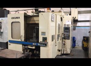Centro di lavoro orizzontale OKUMA MX 40HA