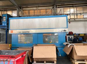 Used PRIMA INDUSTRIE PLATINUM MOD. 1530 laser cutting machine