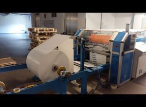 Máquina para reciclar el plástico CAVALLERI SHEETER CT12 SYNCHRO