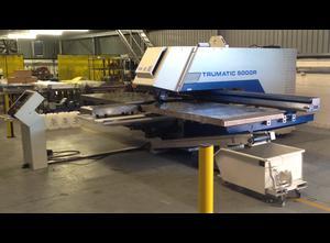 Trumpf TC 5000 R1300 CNC Stanzmaschine