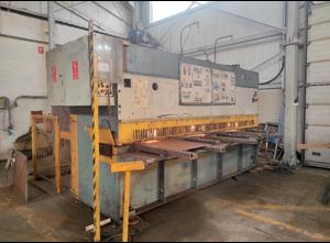 Strojarne Piesok 3150/10A CNC shears