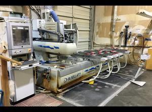 Busellto Jet 2 CNC Woodworking Machiery Center