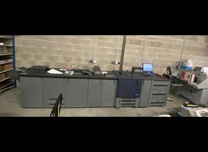 Máquina de impresión Konica Minolta C1070P
