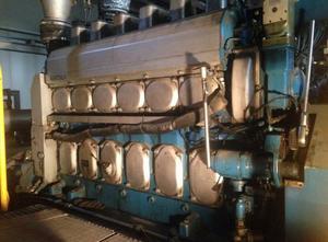 Wartsila 6L20 Generator