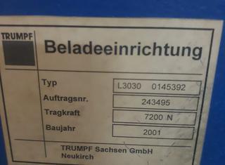 TRUMPF LOADMASTER L3030 P210429200