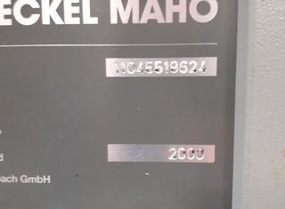Deckel Maho DMU 50 Evo P210429208