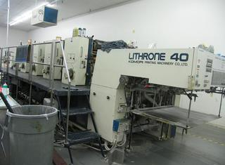 Komori Lithrone 540 P210429221