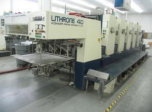 Komori Lithrone 540 Offset five colours