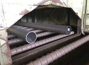 Cabine de peinture AGJ LRFB-2600-850
