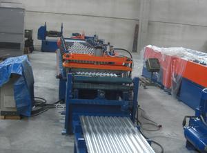 Tvářecí stroj SABILA SRL RF