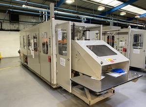 Máquina de termoformado para placas TFT 64 M-O