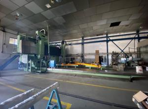 Nicolas Correa FPM-60 Portal milling machine