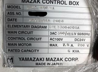 Mazak Control Box Cell 510 VA P210429301