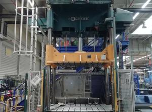 Olbrich 990538 Thermoforming - Automatic Roll-Fed Machine