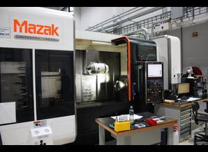 Mazak Integrex i400S Multispindle automatic lathe