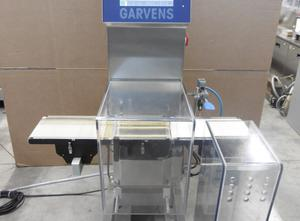 Garvens S2 inline checkweigher with reject device and reject container