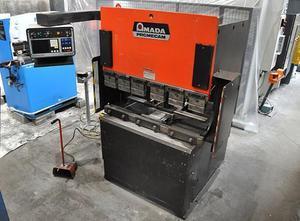 Amada Promecam ITPS 50 ton x 1250 mm Abkantpresse CNC/NC