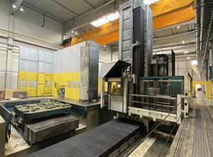 PAMA Speedram 4000 CNC Plattenbohrwerk