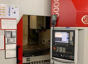 SIP 5000/7 Bearbeitungszentrum Vertikal