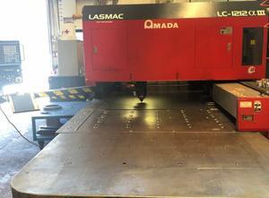 Amada Lasmac LC-1212 Alpha III laser cutting machine