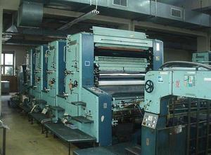 Planeta Super Variant 4 Farben Offsetdruckmaschine
