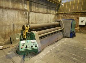 Lisse 3100 x 10 mm Plate rolling machine
