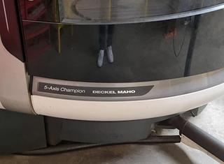 DMG Mori Seiki DMU 75 X:750 - Y: 650 - Z: 560 mm CNC P210430129