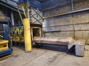 CFI Furnace 3400 x 1130 mm Industrial oven