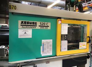 Arburg 200T 520 C 2000 Spritzgießmaschine