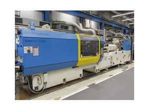 Sumitomo DEMAG 650T System 650/1000 Spritzgießmaschine