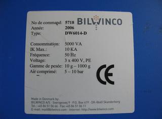 Bilwinco 10/1000 gr P81010187