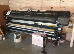 HP latex 280 Printing machine