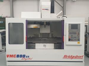 Bridgeport 800/22 Digital Machining center - vertical