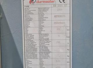 Durma S3 3006 NT P210503049